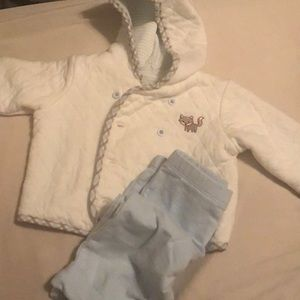 Other - 2 piece boys set jacket and pants